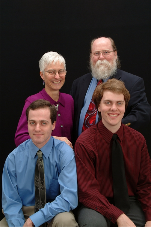 Family Portrait: March 17, 2006